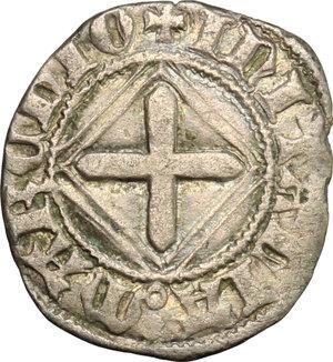 obverse: Amedeo VIII (1416-1440).. Quarto di grosso, II tipo. Chambery