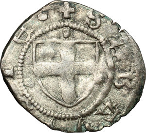 obverse: Amedeo VIII, Duca (1416-1440). Forte, I tipo
