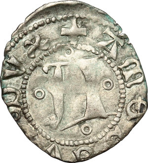 reverse: Amedeo VIII, Duca (1416-1440). Forte, I tipo