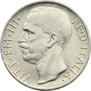 obverse: Vittorio Emanuele III (1900-1943). 10 lire 1930