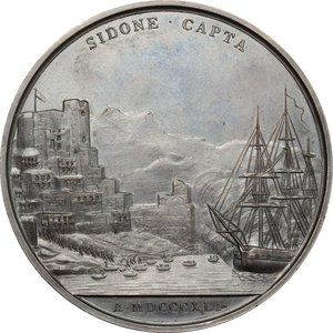 Reverse image of coin 919