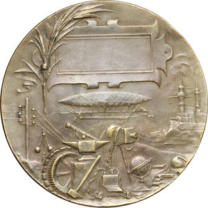 reverse: France. Medal for The Exposition Universelle of 1900