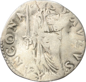 Reverse image of coin 146