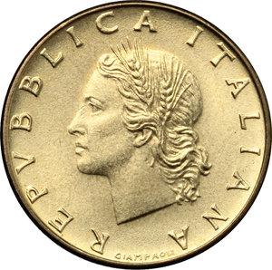 obverse: 20 lire 1971