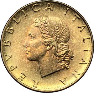 obverse: 20 lire 1976