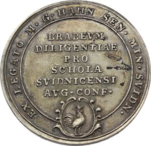 Reverse image of coin 160