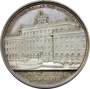 Reverse image of coin 176