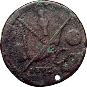 Reverse image of coin 179