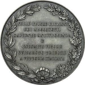 Reverse image of coin 197