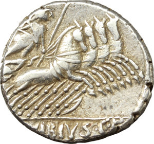 Reverse image of coin 42