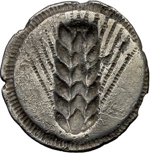 Reverse image of coin 7