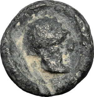 Reverse image of coin 522