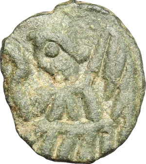 Reverse image of coin 543