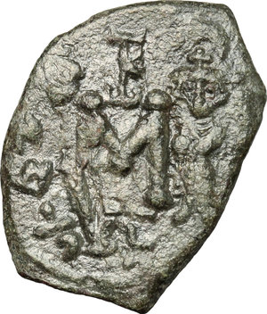 Reverse image of coin 583