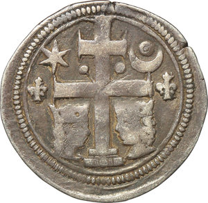 Reverse image of coin 612