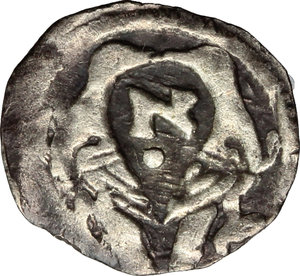 Reverse image of coin 613