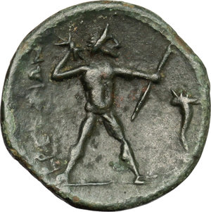 Reverse image of coin 69