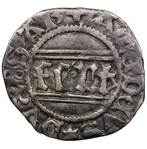 obverse: Savoia. Amedeo VIII di Savoia. Periodo ducale (1416 - 1440). Quarto di Grosso. 1.46 gr. - 18.5 mm. D:\ FERT in gotico minuscolo. R:\ Croce piana. Biaggi 2403. Non Comune. SPL