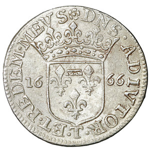 reverse: Tassarolo. Livia Centurioni Oltremarini (1618-1668). Luigino 1666. AR 2.05 gr. – 20.7 mm. Cammarano 368. SPL