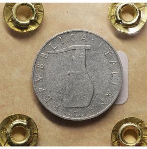 R/ Repubblica Italiana. 5 Lire 1951. BB\SPL. PERIZIATA