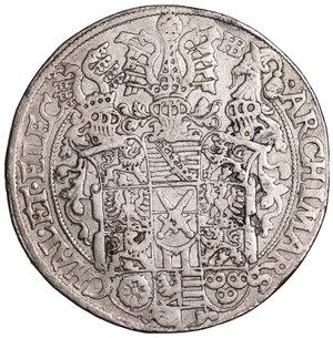 reverse: Sachsen-Albertinische Linie. Taler 1580 HB.
