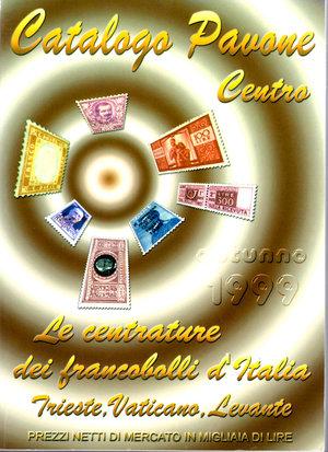obverse: Le centrature dei francobolli d Italia, Trieste, Vaticano, Levante. Pavone. 1999. Pag. 208.