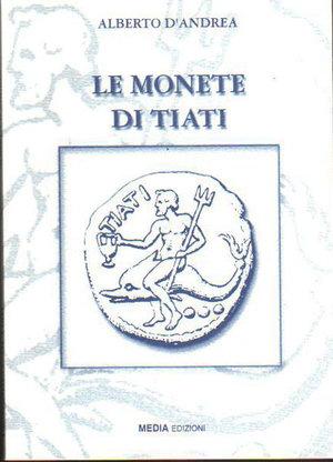 obverse: Le monete di Tiati. D Andrea. 2007. Pag.108