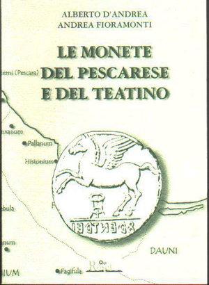 obverse: Le Monete del pescare e del teatino. D Andrea, Fioramonti. 2005. Pag. 125