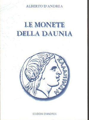 obverse: Le monete della Daunia. D Andrea. 2008. Pag. 298. Tav. 16