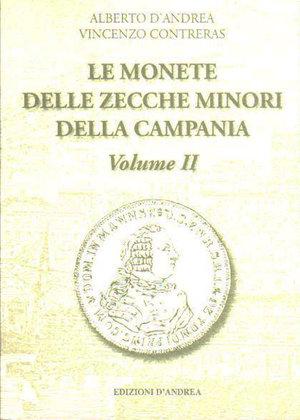 obverse: Le monete delle Zecche minori della Campania. Volume II. D Andrea. 2010. Pag. 216. Tavole 8.
