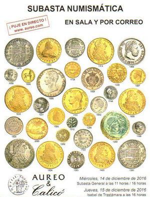 obverse: Auction Catalogue. Aureo & Calicò 14,12,2016. Pag 246.