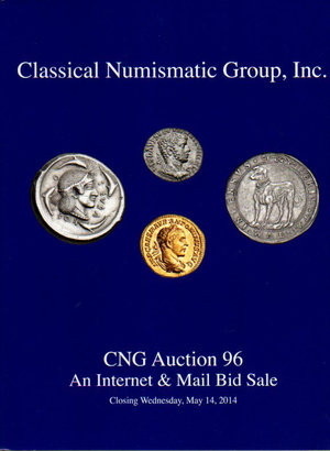obverse: Auction Catalogue. CNG Auction 96. 14 may.2014 pag. 329