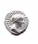obverse: FAUSTINA figlia, Roma. AR Denarius (3,22 gr.). R.\: CONCORDIA. qBB.