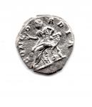 reverse: FAUSTINA figlia, Roma. AR Denarius (3,22 gr.). R.\: CONCORDIA. qBB.