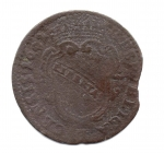 obverse: LUCCA. Soldo 1692. Cu. MB. NC.