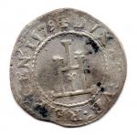 reverse: genova Dogi Biennali Seconda Fase Cavallotto da studio 1579 gr 2,32 NC