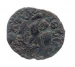 obverse: PISA. 1313-1404. Monetazione sotto Federico II. Quattrino. Cu. qBB. NC.