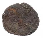obverse: ROMA. INNOCENZO VIII. 1484-1492. Quattrino. Cu. MB. NC.