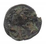 reverse: URBINO. Guidobaldo II. 1538-1574. Quattrino. Mistura. MB.