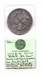 reverse: Regno di Sardegna. Vittorio Emanuele 2° (1849-1861). 5 Lire 1853. Genova. AG. BB. RR/R2. Colpetti.