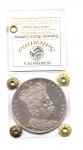 obverse: Colonia Eritrea. Umberto I (1890-1896). Lire 5 – Tallero 1891. Pag. 118, Gig. 1. Ag. SPL. R1. Colpetti. Moneta Sigillata.