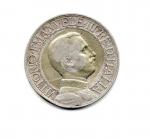 obverse: Regno d'Italia. Vittorio Emanuele 3° (1900-1943). Lire 2 1908