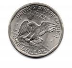 reverse: USA. One Dollar 1979.