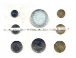 obverse: FRANCIA. Folder 1973. Con moneta in argento da 10 fr.