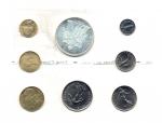 reverse: FRANCIA. Folder 1973. Con moneta in argento da 10 fr.