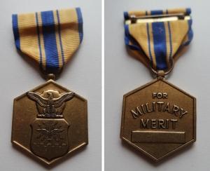 """obverse: MEDAGLIE MILITARI. """"For Military Merit. Vedi foto per conservazione e dettagli."""
