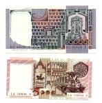 R/ Lotto 02 banconote da SPL+ a qFDS. Vedi foto per dettagli.