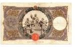 R/ Lire 500 1937 - Mietitrice. NC. BB++.