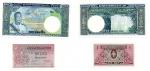 reverse: LAOS. Lotto 5 banconote tutte FDS.