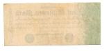 reverse: GERMANIA. Funf Millionen Mark / 5.000.000. 1923. Perfetta.